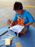 Home Depot Kids Workshop Kit and Instructions