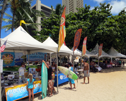 Duke's Oceanfest Expo