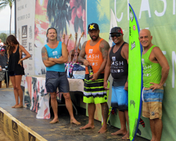 The Clash of Legends at the 2013 Reef Hawaiian Pro, Vans Triple Crown of Surfing