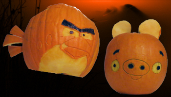 Hawaii Pumpkin Patch: Angry Jacks