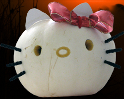 Hawaii Pumpkin Patch: Jacko Kitty
