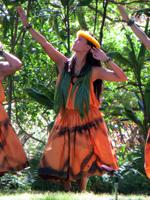 Hula Kahiko at Prince Lot Hula Festival