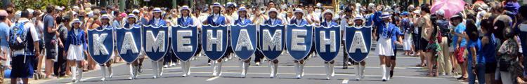King Kamehameha Day Parade