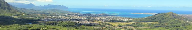 Scenic Hawaii Windward