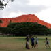 Scenic Hawaii Diamond Head Crater