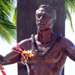 Waikiki Duke Kahanamoku Statue