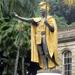 Honolulu Kamehameha Statue