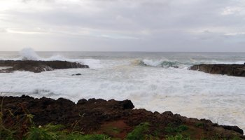 Winter at Sharks Cove Hawaii (Do NOT Enter)
