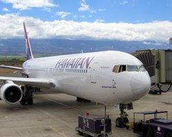 Hawaiian Airlines Ready to Board
