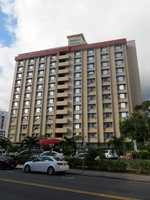 Honolulu Hotels: Pagoda Hotel