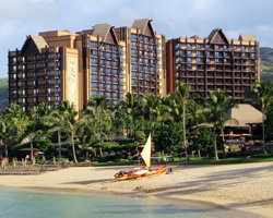 Disney Aulani Resort at Ko Olina Lagoons