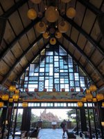 Entryway at Disney Aulani Resort