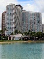 Northwest Waikiki Hotels: Aqua Ilikai Hotel & Suites Overlooking Hilton Lagoon