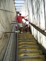 Diamond Head Crater Stairs