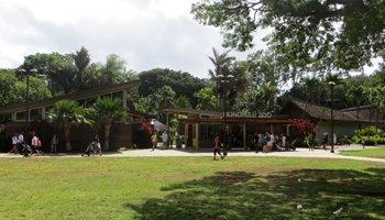 Honolulu Zoo at Kapiolani Park