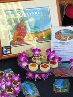 Waikiki Spam Jam Cheesecake