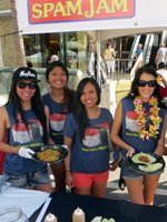 Waikiki Spam Jam Food Vendors