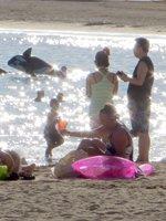 Waikiki Beach Play