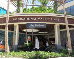 2515615a194 The International Marketplace  a modern new mall in place of an old ...