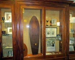 Hawaii Memorabilia at Moana Surf Rider