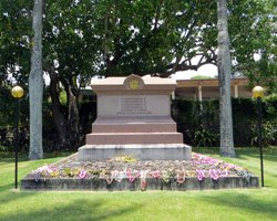 Mauna Ala Kamehameha Monument