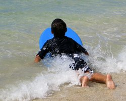 South Shore Oahu Water Play
