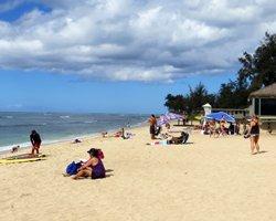 South Shore Oahu White Plains Beach