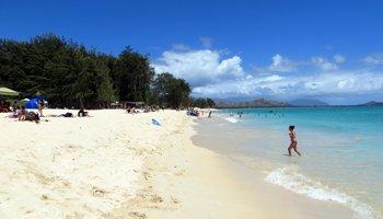 Kailua Beach Park, East Shore Oahu