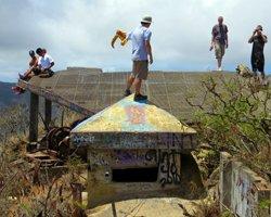 Koko Crater Bunker