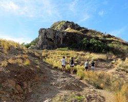Looks Like Pride Rock Along Lanikai Pillboxes Trail