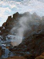 Halona Blowhole Hawaii