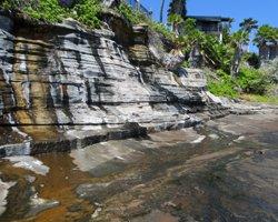 Slippery Algae on the Rocks at China Walls