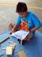 Home Depot Kids Workshop Kit and Instructions