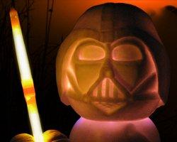 Hawaii Pumpkin Patch: Darth-O-Vader