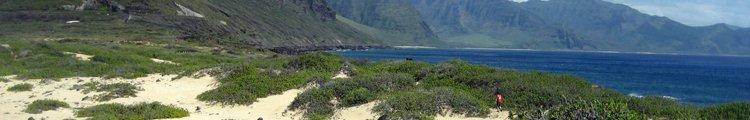 Hawaii Hiking Kaena Point