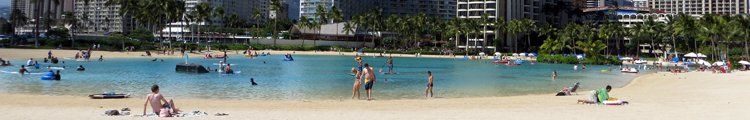 Hilton Lagoon Beauty