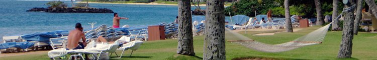 Beachfront Oahu Hotels: Relaxing at The Kahala Hotel & Resort
